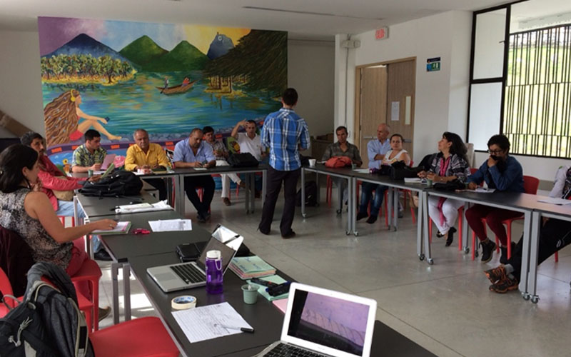Talleres De Construcción Colectiva Del Plan De Crecimiento Verde Y Desarrollo Compatible Con El Clima Para El Oriente Antiqoqueño.