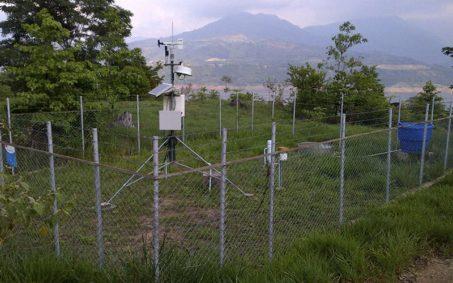 Estación Meteorológica, Sector La Estrella | Betulia, Santander