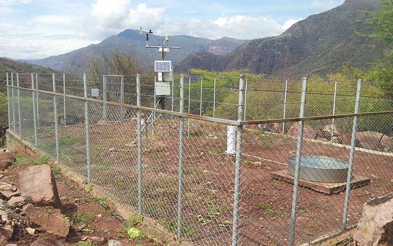 Estación Metereologíca | Girón Santander
