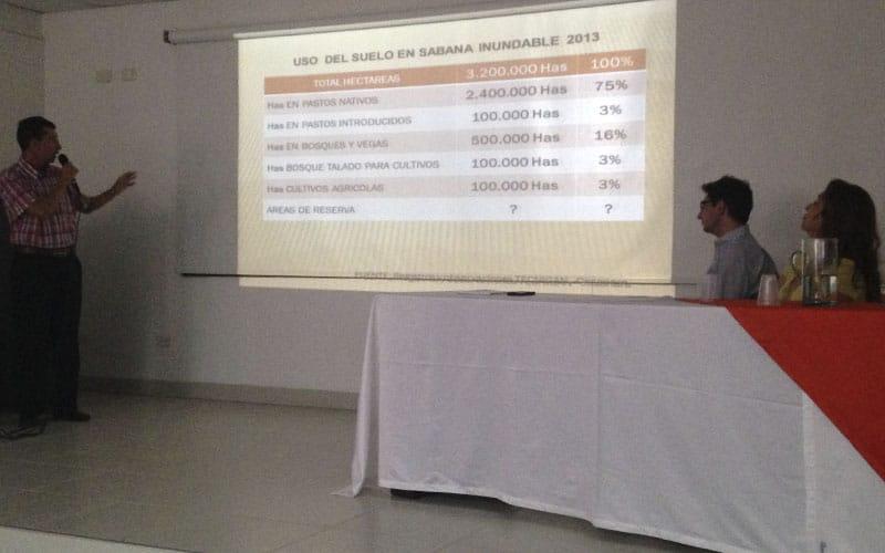 Foro Sabana Inundable Yopal Casanare 2014