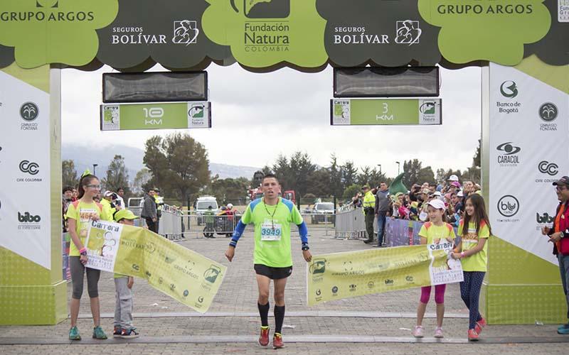 Carrera Verde 10k, Fundación Natura