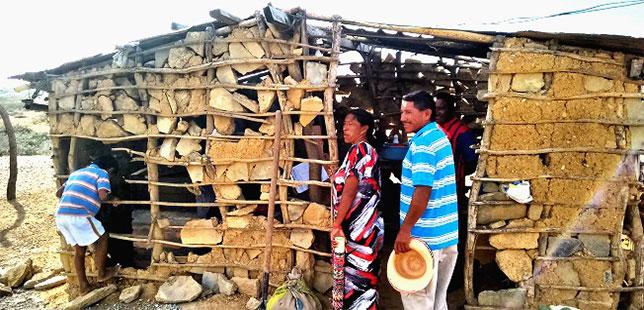 Con Estufas Eficientes De Leña, Indígenaswayúu Protegen Su árbol Sagrado De La Deforestación Y Cuidansu Salud