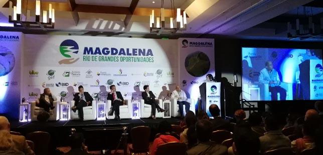 Río Magdalena, Un Compromiso País