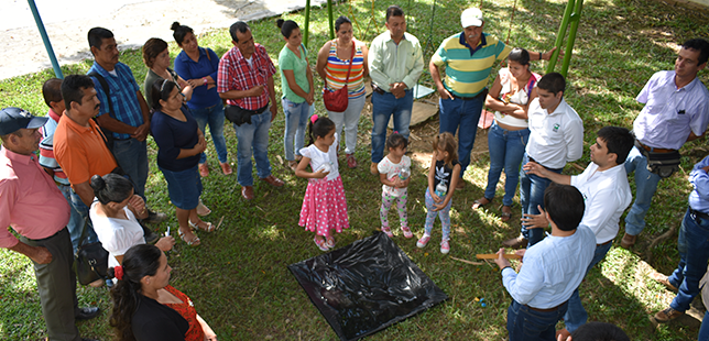 Participación Comunitaria, La Bandera Del Proyecto De Monitoreo Climático