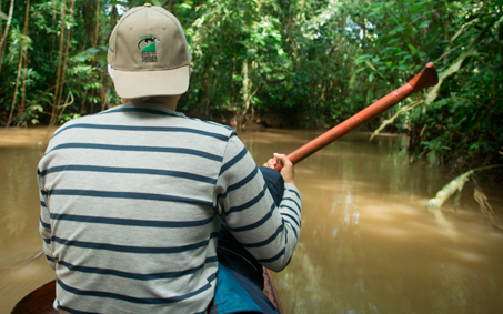 Proyecto Amazonía 2.0 Fundación Natura