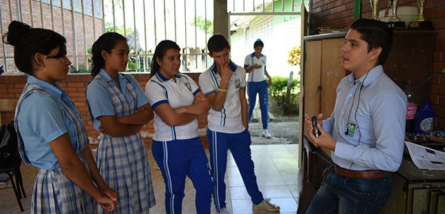 Instituciones Educativas Inician Proceso De Monitoreo Climático