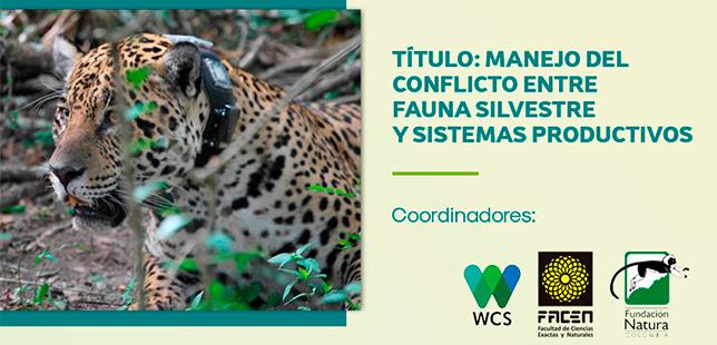 Fundación Natura Hará Parte Del XIII Congreso Internacional De Manejo De Fauna Silvestre