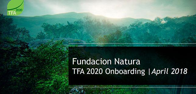 Fundación Natura Nuevo Miembro De La TFA Internacional 2020