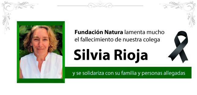 Silvia Rioja, La Bióloga Que Trabajaba Por Una Agricultura Sostenible