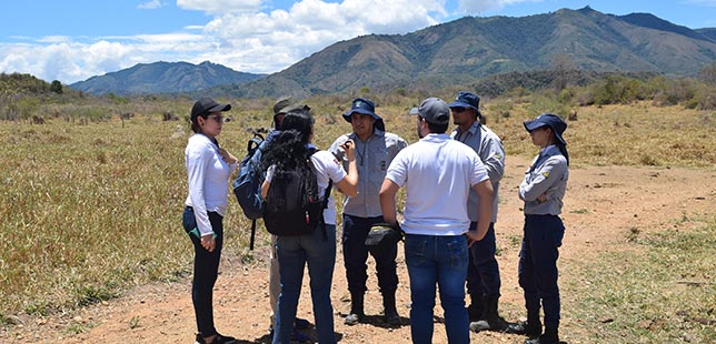 La Universidad Surcolombiana Y El Plan De Restauración Ecológica De El Quimbo Fortalecen Convenio Para Fomentar La Investigación