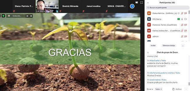 Encuentros Virtuales Sobre Restauración Ecológica Del Bosque Seco Tropical