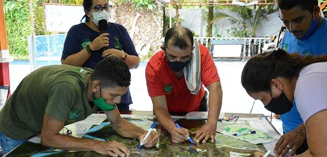 Promotores Ambientales De Amazonía 2.0 Comprometidos Con El Monitoreo Comunitario
